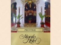 Manila Hotel Prestige Membership