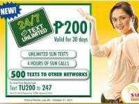 Sun Cellular TU200