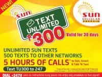 Sun Cellular TU300
