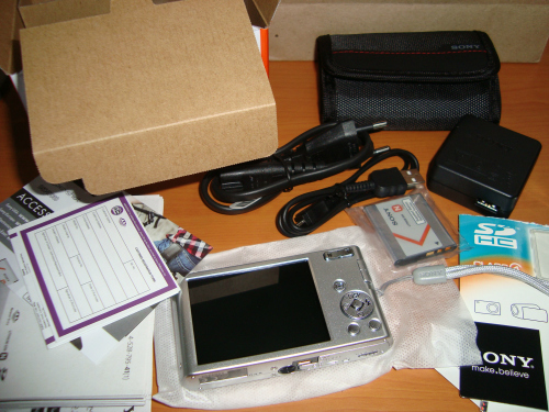 Sony Cybershot All Accessories