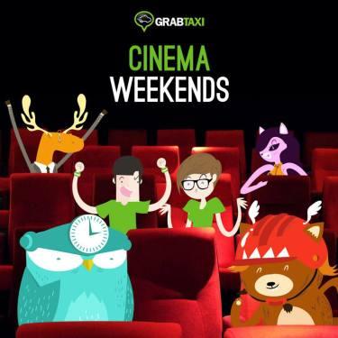 GrabTaxi Free SM Movie