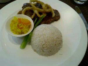 Manila Hotel Beef Steak Tagalog