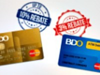BDO SM Sale Instant Rebate