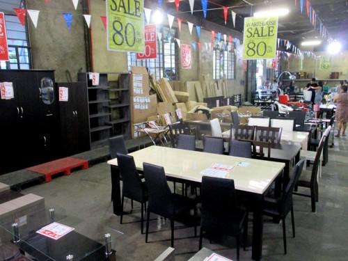 Blims Furniture Sale Nov 2014 2