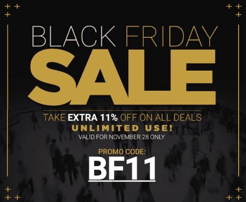 Ensogo Black Friday Sale 11 OFF Nov 28 2014