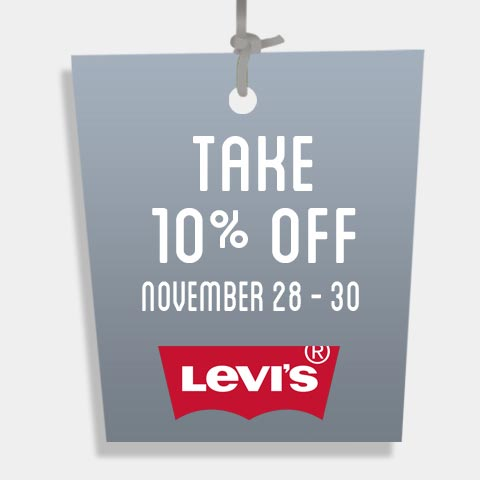 Glorietta Midnight Madness Levis Nov 2014