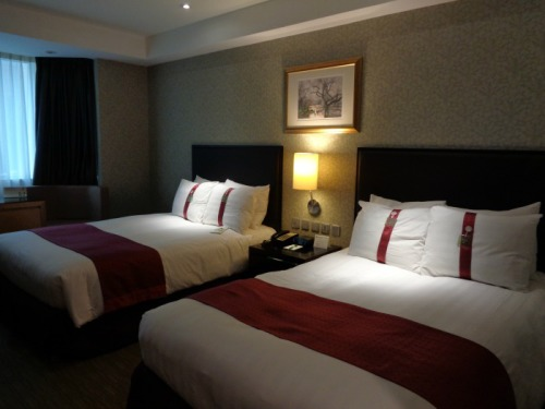 Holiday Inn Double Beds Room