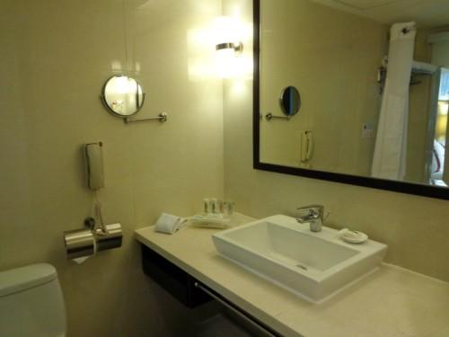 Holiday Inn Macau Bathroom Sink