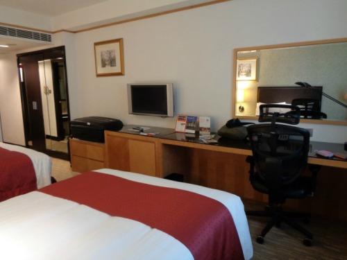 Holiday Inn Macau Room