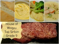 House of Wagyu Steak CashCashPinoy Promo Review