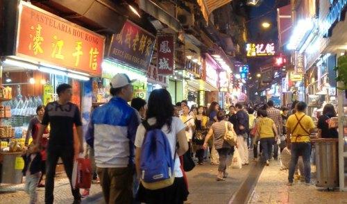 Macau Senado Streets