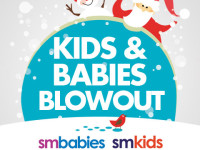 SM Kids and Babies Blowout Sale Dec 3 2014