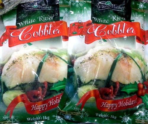 SnR Haul Nov 26 2014 Fish Fillet White Cobbler