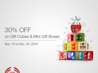 The Body Shop SM Advantage Card 30 OFF Christmas Gift Set 2014