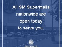 All SM Malls Nationwide Are Open Today Typhoon Ruby Dec 8 2014