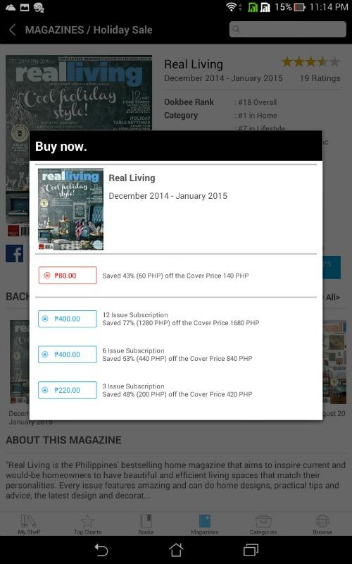 Buqo Magazines Sale App Buy Now