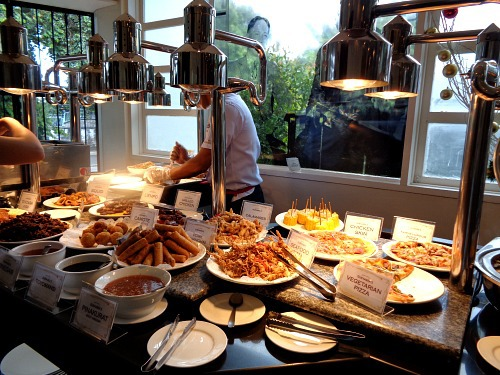 Guevarra's Chef Laudico Restaurant Lunch Buffet Pulutan Review