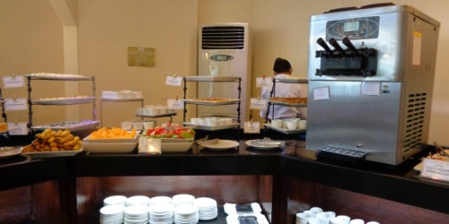 Guevarra's Chef Laudico Restaurant Lunch Buffet Review Desserts