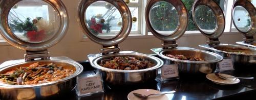 Guevarra's Chef Laudico Restaurant Lunch Buffet Review Kare Kare Hilabos na Hipon Seafood ala Pobre