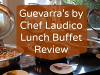 Guevarra's Chef Laudico Restaurant Lunch Buffet Review Thumbnail big