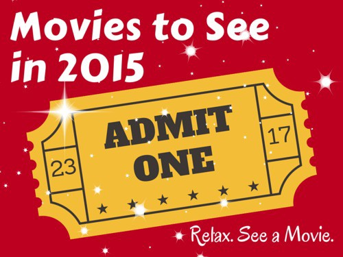 Movies to See in 2015