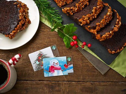 Starbucks 20 OFF Toffee Nut Loaf until Dec 23