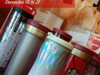 Starbucks P100 OFF Selected Items