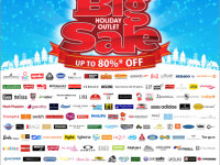The Big Holiday Outlet Sale by BPI Malibu Enterprises 2