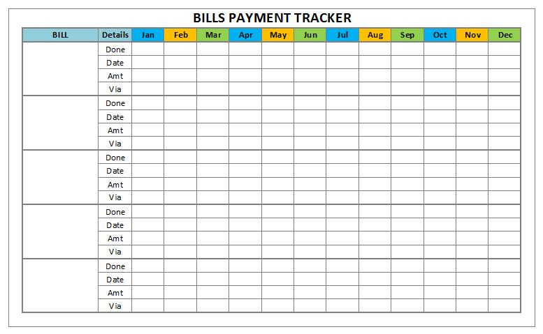 bills payment tracker karen mnl