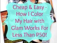 Glamworks Permanent Hair Dye