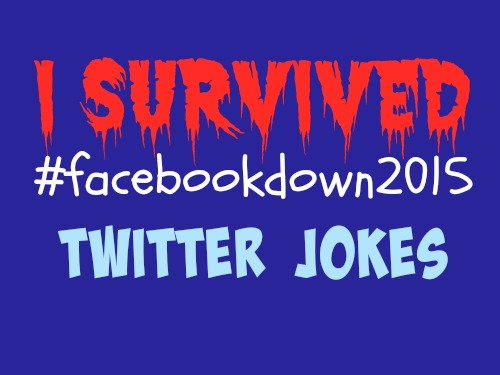 The Great Facebook & Instagram Crisis of January 2015