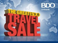 The Great BDO Travel Sale June 5-7, 2015 Featured