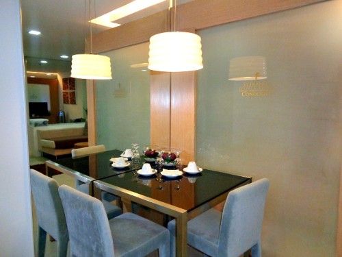 BSA Twin Towers St Francis Condotel Dining