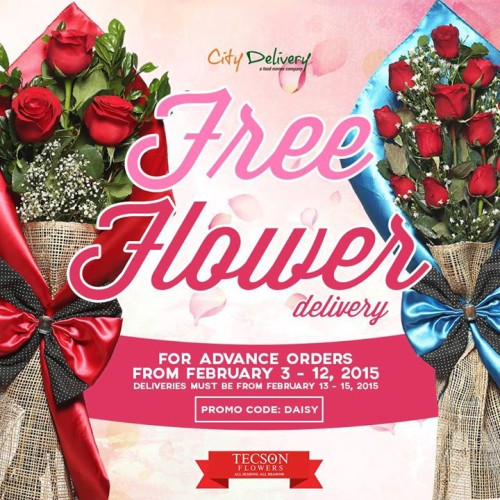 City Delivery Free Flower Delivery Valentine