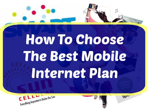 How to Choose the Best Internet Plan