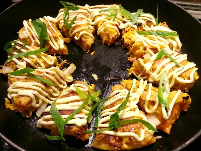 Hyatt City of Dreams Buffet Japanese Okonomiyaki Review