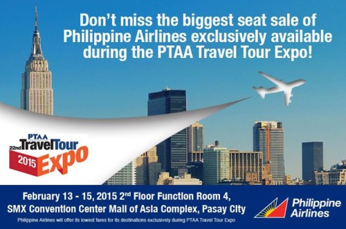 Philippine Airlines Biggest Seat Sale Travel Tour Expo