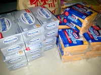 Robinsons Supermarket Haul Buy 1 Take 1 Cream Cheese American Slices