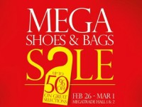 SM Shoes and Bags Sale Megatrade Hall Megamall Featured Image