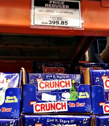 SnR Feb 3 2015 Nestle Crunch P100 OFF