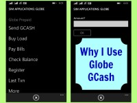 Why I Use Globe GCash