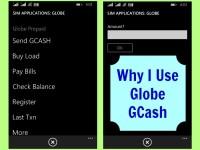Why I Use Globe GCash