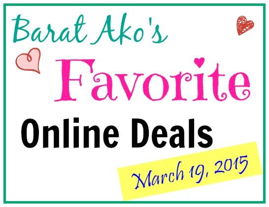 Barat Ako Favorite Online Deals March 19 2015