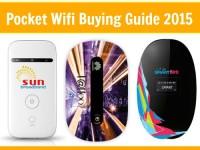 Barat Ako's Pocket Wifi Buying Guide 2015