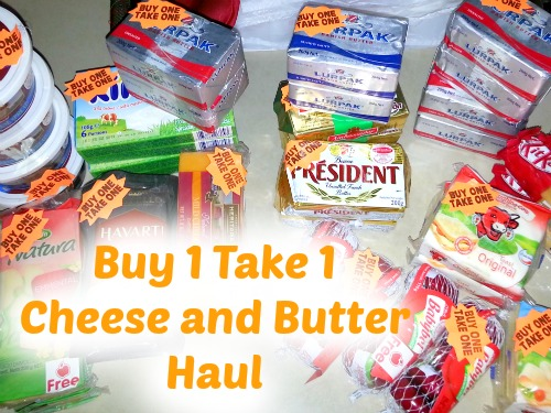 Buy 1 Take 1 Cheese and Butter Robinsons Otis Haul