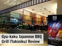 Gyukaku Japanese BBQ Grill Yakiniku Review