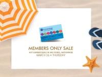 SM Advantage March 26 Summer Deals