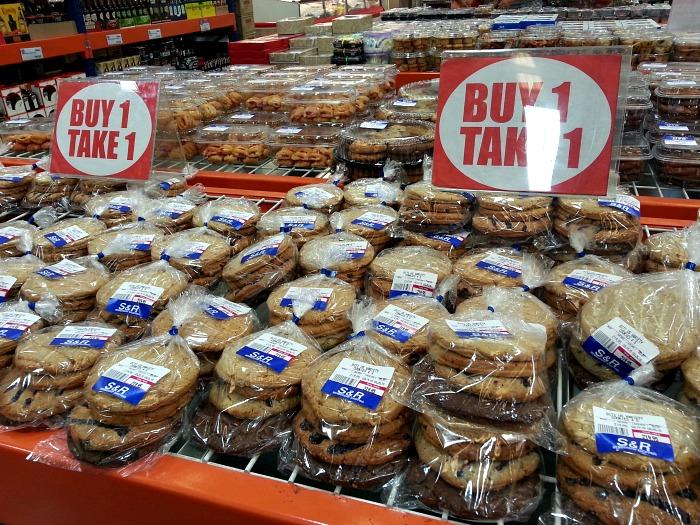 SnR Buy 1 Take 1 Cookies