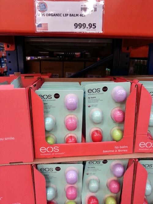 SnR EOS Lip Balm 5 Pack