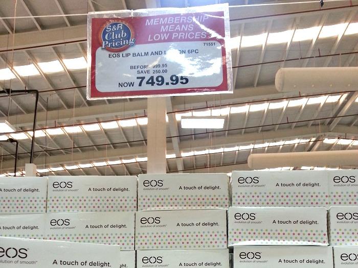 SnR EOS Lip Balm Lotion Set Price
